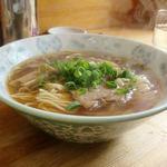 麺麺亭 - 絶品中華 麺麺亭(しょうゆらーめん)