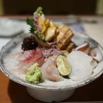 米福 - 刺し盛り