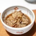 米福 - 牛しぐれ煮