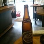 39431776 - 瓶ビールを2本で食事をいただいた。