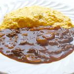 南蛮食堂 Nan Boon - トロトロ玉子のオムハヤシ