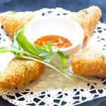 南蛮食堂 Nan Boon - ピリ辛春巻き