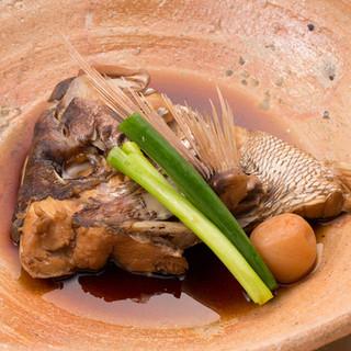 煮魚に使う調味料はいい醤油、それだけです。