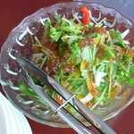 飲茶香房 - 3番 グリーンサラダ