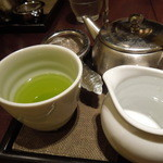 林屋茶園 - セットのお煎茶