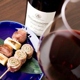 和食に良く合う良質の勝沼国産ワイン☆
