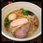 39441326 - 汐らぁ麺 730円