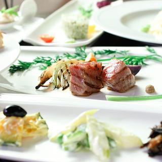 食べるとおだしがふわり◎素材の味を活かす和風イタリアン