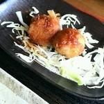 そば切り 稲美 - 蕎麦コロッケ