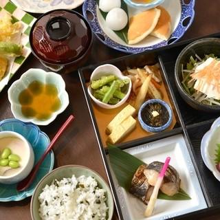 四季折々の料理を旬の食材で。