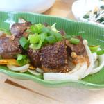 ライズ - 黒毛和牛サイコロステーキ