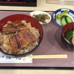 39445810 - 鰻丼