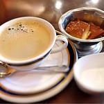 epice - デザートとコーヒで満足でした!