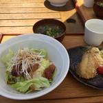 くらしの杜 コラボ食堂 - 料理写真:青森定食(\800)