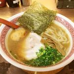 虎ジ - 虎卵らーめん醤油 780円