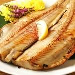 国分寺 魚しげ - 各種干物、ご用意しています