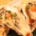 国分寺 魚しげ - 真牡蠣、良い時期です