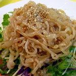 菜香 - 前菜 (クラゲ)