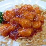 菜香 - エビチリ
