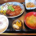 味庵 - 料理写真:【限定15食】マスターの気まぐれランチ(週替り)750円