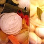 ルーディリシャス - 色んなお酒にぴったり!野菜ピクルスと玉子のピクルス