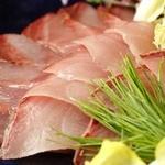 国分寺 魚しげ - 天然ブリしゃぶ