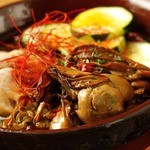 国分寺 魚しげ - 真牡蠣のアヒージョ