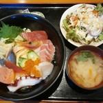 ふくいち亭 - 特選海鮮丼