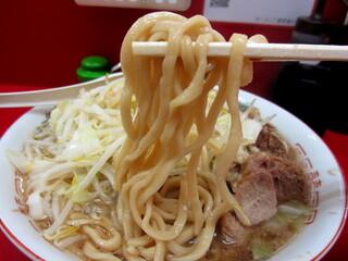 ラーメン二郎 京急川崎店 - 『小ラーメン』¥730円!コール『ニンニク野菜♪』