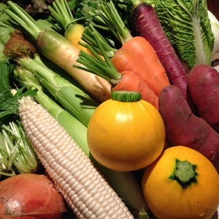 契約農家滋賀県みのり農園の有機無農薬野菜