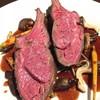 CLOUD NINE - 料理写真:蝦夷鹿 背肉のロースト