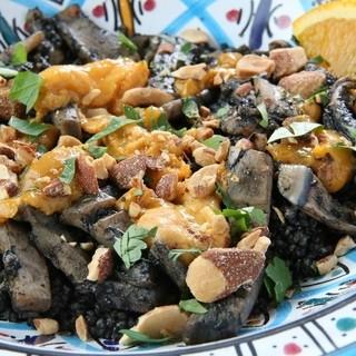 シチリア流のクスクス料理