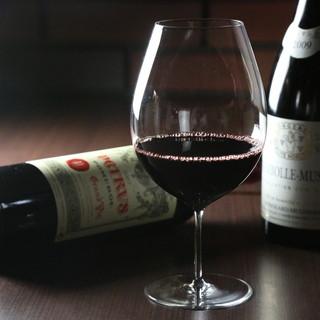 こだわりのワイン
