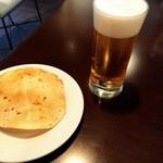 マトゥ - 生ビールとお通し