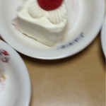銀座コージーコーナー - ショートケーキ