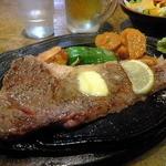 やまぐちさん - 和牛サーロインステーキ