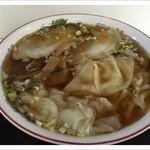 39458035 - ワンタン麺(800円)