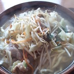 ひまわり - 肉野菜そば