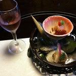 月のあかり - 料理写真:前菜