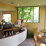 NISHIann cafe - ひっそりとセンスのよいカフェ