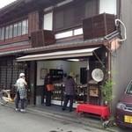 まるき製パン所 - お店