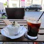 サンシャイン ステイト エスプレッソ - 白玉コーヒーゼリー