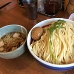 39460684 - 塩つけ麺(大盛り)