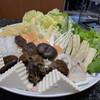MK Restaurant - 料理写真:日本の鍋を意識した具材です。