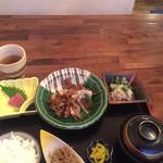 季節料理 寛 - 日替わり定食¥780