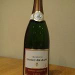 中華 うずまき - Tradition Premier Cru Brut  N.V /Gosset-Brabant
