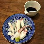 ローカル食堂 ランブロワーズ - 料理写真:無料のお通し