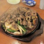 あずまし亭 - ジンギスカン2015.06.29