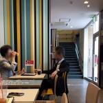 マクドナルド - 2015/6 店内