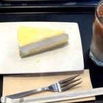 マクドナルド - 2015/6 チーズケーキセット